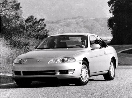 Top Consumer Rated Coupes of 1992 - 1992 Lexus SC