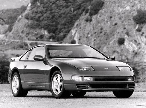 Highest Horsepower Hatchbacks of 1992 - 1992 Nissan 300ZX