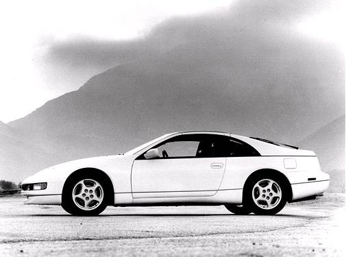 Top Consumer Rated Coupes of 1992 - 1992 Nissan 300ZX