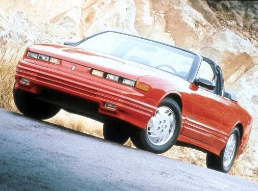 Most Popular Convertibles of 1992 - 1992 Oldsmobile Cutlass Supreme