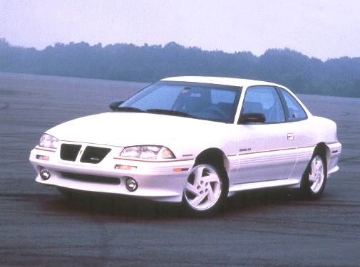Most Popular Coupes of 1992 - 1992 Pontiac Grand Am