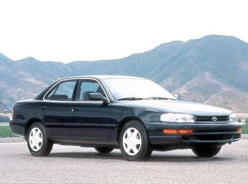 Most Popular Sedans of 1992 - 1992 Toyota Camry