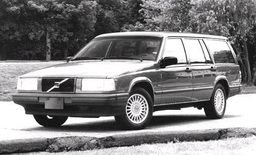Most Fuel Efficient Wagons of 1992
