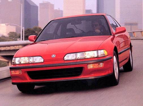 Most Fuel Efficient Luxury Vehicles of 1993 - 1993 Acura Integra