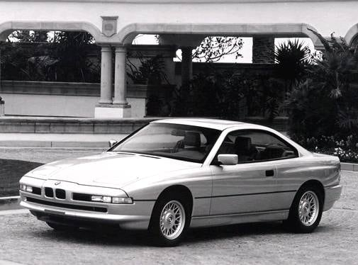 Top Consumer Rated Coupes of 1993 - 1993 BMW 8 Series