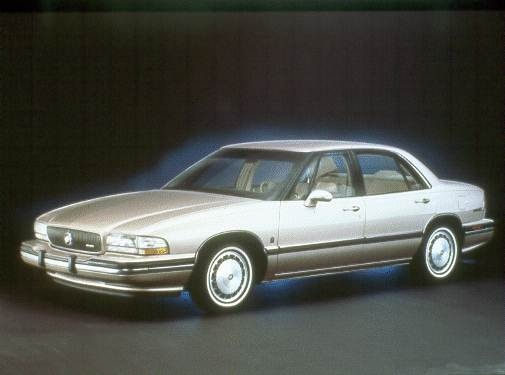 Most Popular Sedans of 1993 - 1993 Buick LeSabre