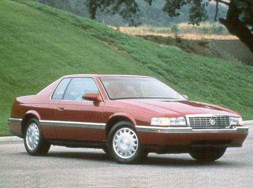 Most Popular Luxury Vehicles of 1993 - 1993 Cadillac Eldorado