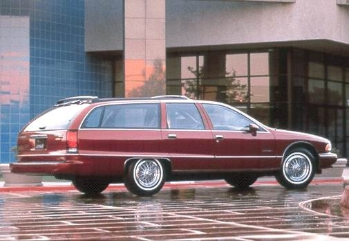 Highest Horsepower Wagons of 1993 - 1993 Chevrolet Caprice Classic