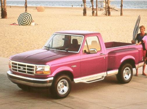 Top Consumer Rated Trucks of 1993 - 1993 Ford F350 Regular Cab