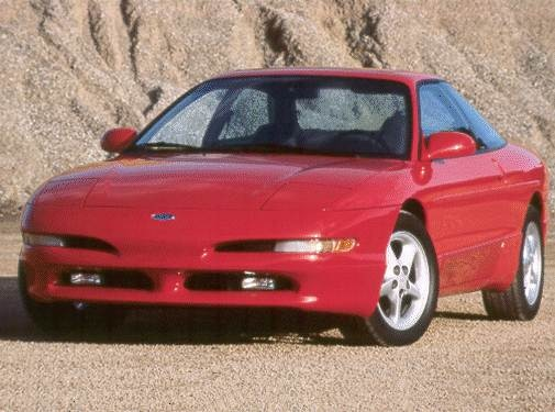 Most Popular Hatchbacks of 1993 - 1993 Ford Probe