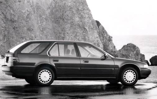 Most Popular Wagons of 1993 - 1993 Honda Accord