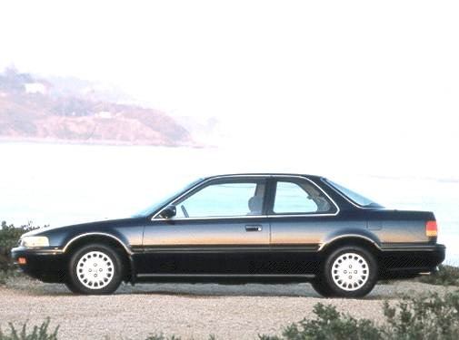 Most Popular Coupes of 1993 - 1993 Honda Accord