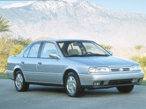 Most Fuel Efficient Luxury Vehicles of 1993 - 1993 INFINITI G