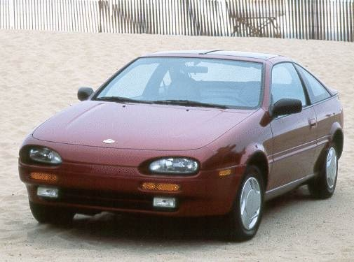 Most Fuel Efficient Hatchbacks of 1993