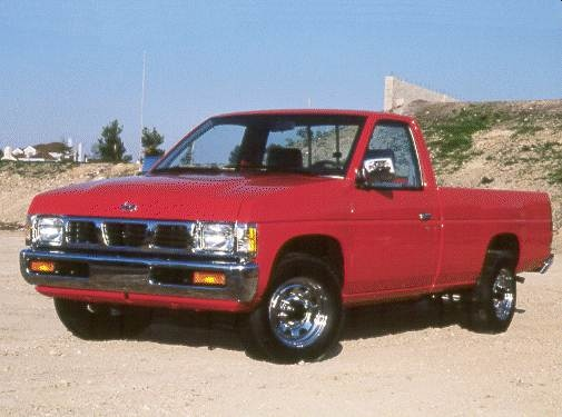 Most Fuel Efficient Trucks of 1993 - 1993 Nissan Regular Cab