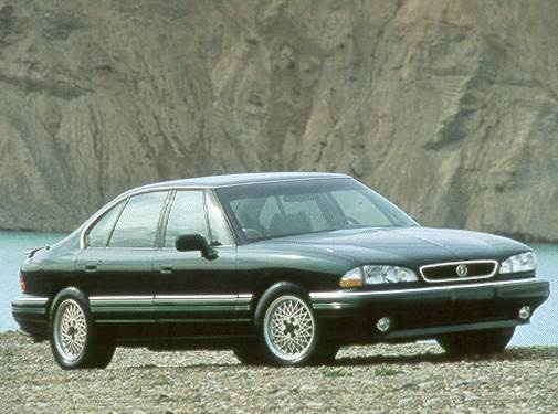 Most Popular Sedans of 1993 - 1993 Pontiac Bonneville