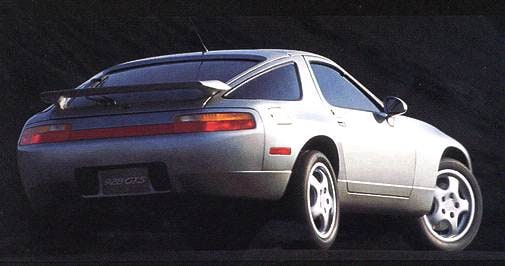 Highest Horsepower Coupes of 1993 - 1993 Porsche 928