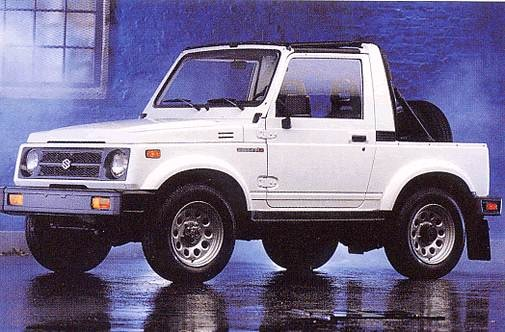 Top Consumer Rated SUVS of 1993