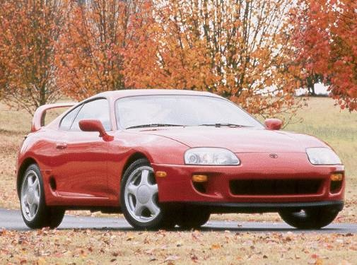 Highest Horsepower Coupes of 1993 - 1993 Toyota Supra