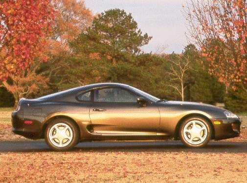 Top Consumer Rated Coupes of 1993 - 1993 Toyota Supra