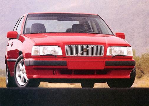 Most Popular Luxury Vehicles of 1993 - 1993 Volvo 850