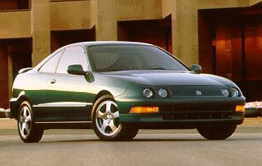 Top Consumer Rated Luxury Vehicles of 1994 - 1994 Acura Integra