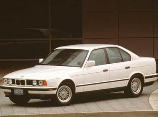 Most Fuel Efficient Luxury Vehicles of 1994 - 1994 BMW 5 Series