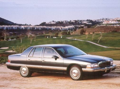 Top Consumer Rated Sedans of 1994 - 1994 Buick Roadmaster