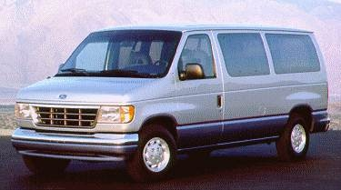 Highest Horsepower Van/Minivans of 1994 - 1994 Ford Club Wagon