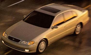 Top Consumer Rated Luxury Vehicles of 1994 - 1994 Lexus GS