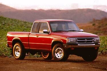 Top Consumer Rated Trucks of 1994 - 1994 MAZDA B-Series Cab Plus