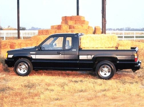 Top Consumer Rated Trucks of 1994 - 1994 Mitsubishi Mighty Max Macro Cab