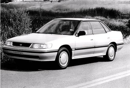 Top Consumer Rated Sedans of 1994 - 1994 Subaru Legacy