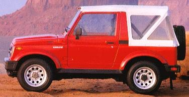 Top Consumer Rated SUVS of 1994
