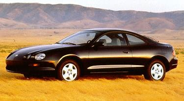 Top Consumer Rated Hatchbacks of 1994 - 1994 Toyota Celica