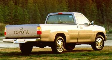 Most Fuel Efficient Trucks of 1994