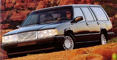 Top Consumer Rated Wagons of 1994