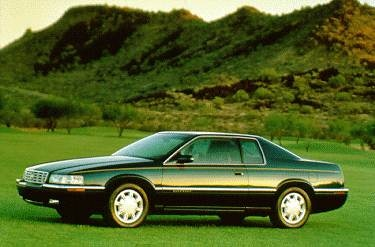 Most Popular Luxury Vehicles of 1995 - 1995 Cadillac Eldorado