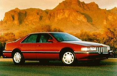 Most Popular Luxury Vehicles of 1995