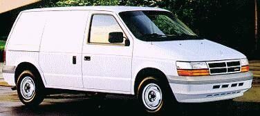 most fuel efficient van minivans of 1995 kelley blue book. Black Bedroom Furniture Sets. Home Design Ideas