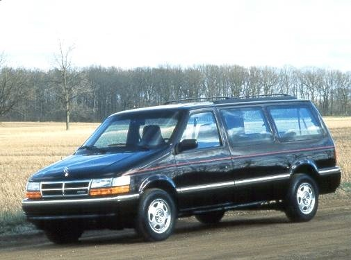 Most Fuel Efficient Van/Minivans of 1995 - 1995 Dodge Grand Caravan Passenger
