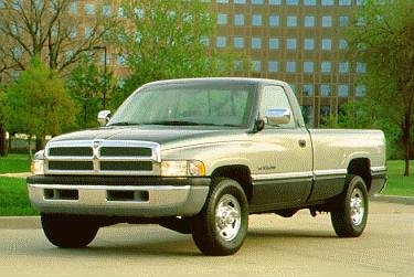 Most Popular Trucks of 1995 - 1995 Dodge Ram 2500 Regular Cab