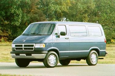 Highest Horsepower Van/Minivans of 1995 - 1995 Dodge Ram Wagon 3500