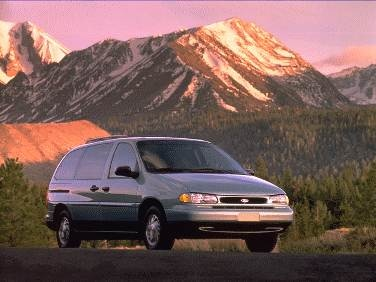 Most Fuel Efficient Van/Minivans of 1995 - 1995 Ford Windstar Passenger