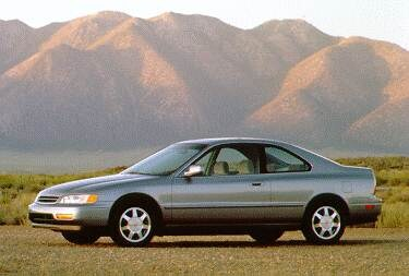 Most Popular Coupes of 1995 - 1995 Honda Accord