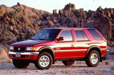 Most Fuel Efficient SUVS of 1995 - 1995 Honda Passport