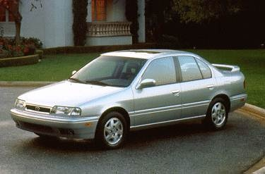 Most Fuel Efficient Luxury Vehicles of 1995 - 1995 INFINITI G