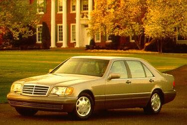 Most Fuel Efficient Luxury Vehicles of 1995 - 1995 Mercedes-Benz S-Class