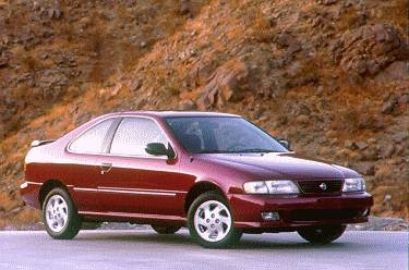 Most Fuel Efficient Coupes of 1995 - 1995 Nissan 200SX