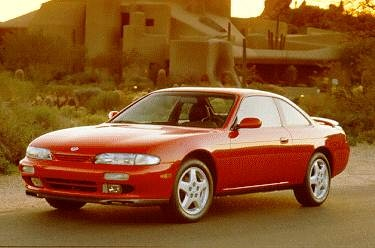 Top Consumer Rated Coupes of 1995 - 1995 Nissan 240SX